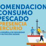 El mercurio en el pescado y las recomendaciones para su consumo